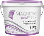 Magnetic Tynk akrylowy MAGNETIC neo PUTZ 1